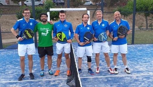Jornada amb pocs partits guanyats pel CE Mas Duran