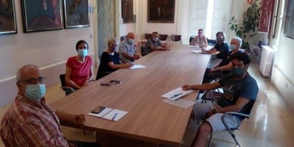 Cervera impulsa un Consell Municipal Sociosanitari
