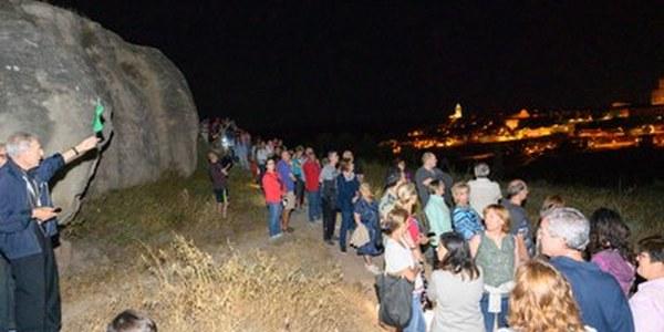Cervera suspèn aquest agost les visites guiades nocturnes