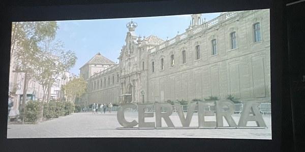 Cervera, al documental de la Ignasiana BTT.