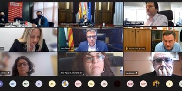 Comissió de Seguiment del Pla de Rodalies Lleida