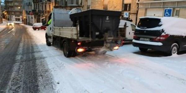 Desactivat el Pla de Protecció Civil Municipal per nevades