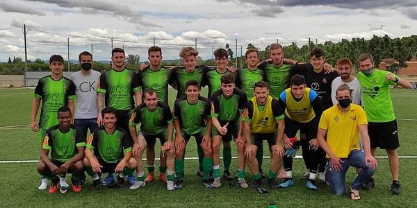 El CD Cervera, campió del grup de Lleida al Torneig de Segona Catalana