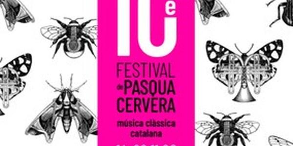 """El Festival de Pasqua de Cervera es farà via """"streaming"""""""