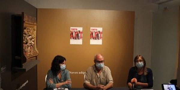 """El Museu de Cervera presenta l'exposició """"Confin-Art"""""""