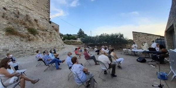El poble de Malgrat va reduir la Festa Major