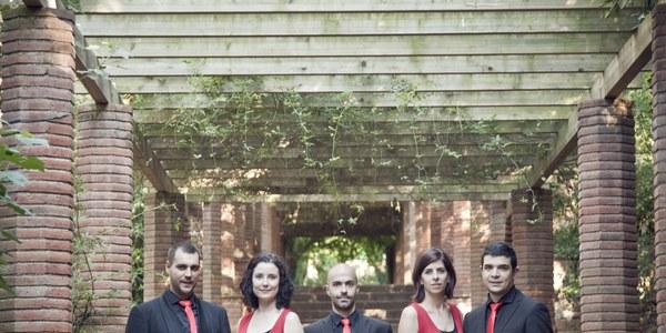 Quintet Quatre+1.