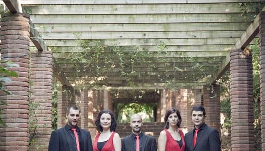 El Quintet Quatre+1 debuta a Cervera en el Cicle de concerts de primavera