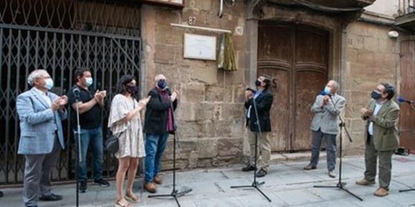 Els actes de record a Josep Benet enceten la Isagoge