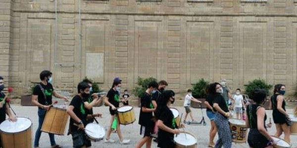 Els Bombollers i les visites interpretades centren l'activitat de la Festiuada, en la segona setmana d'agost