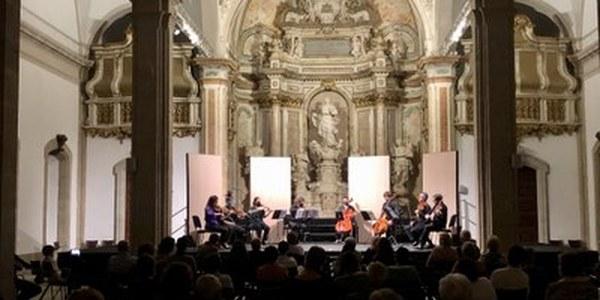 Els Quartets Altimira i Teixidor obren el Cicle de concerts