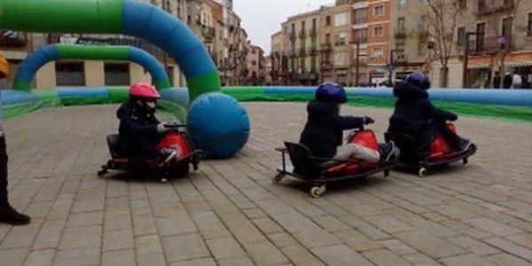 """Èxit de participació a les activitats de la nova iniciativa  """"Viu el Nadal a Cervera"""""""
