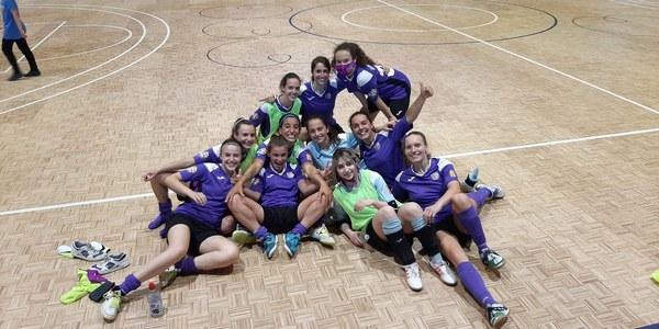 FS Ripollet A 3 - FF Cervera Segarra 6:  treballada victòria a dos partits del final de Lliga