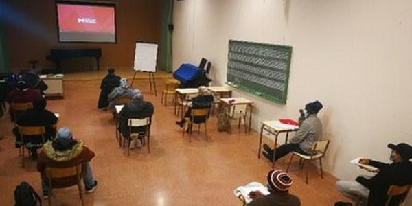 L'Aula de Llengua comença les classes del tercer trimestre oferint un curs més de català
