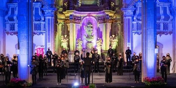 La Coral Ginesta obre el segon cap de setmana de concerts del Festival de Pasqua