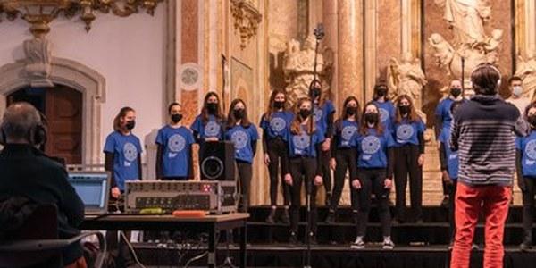 La Coral Infantil Nova Cervera, al vídeo commemoratiu dels 25 anys del moviment coral català