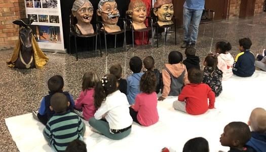La Festa Major a les escoles de Cervera