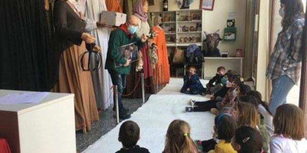 La Festa Major del Santíssim Misteri a les escoles