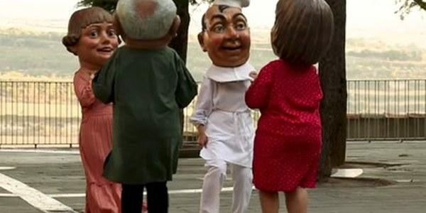 La Festa Major Petita es va celebrar des de casa