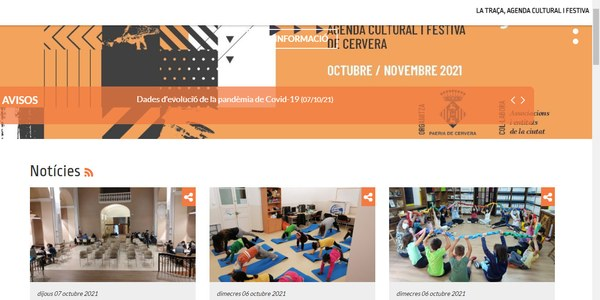 La web municipal és ara www.cervera.cat.