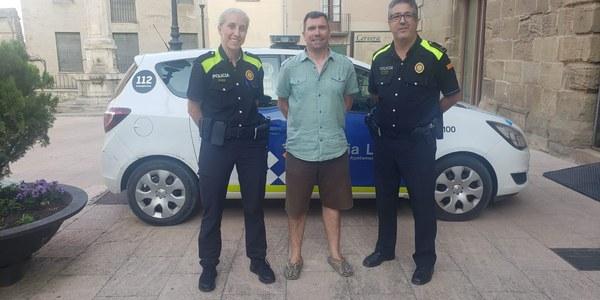 La Paeria de Cervera ha incorporat una agent de Policia Local