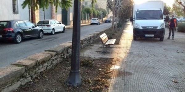 La Paeria de Cervera intensifica la neteja dels espais urbans