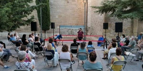 """Les activitats del primer cap de setmana de la """"Festiuada"""" han estat molt ben acollides pel públic"""