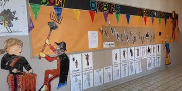 Les escoles de Cervera van celebrar la Festa Major