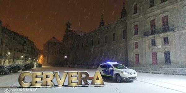 Pla de protecció civil en fase d'alerta per la nevada