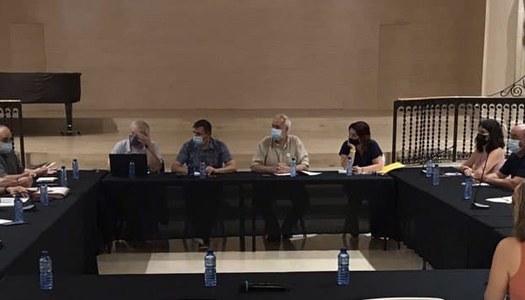 Reunió de la Junta de Seguretat de l'Aquelarre