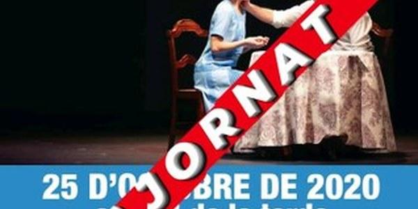 """S'ajorna la representació de """"La plaça del Diamant"""""""