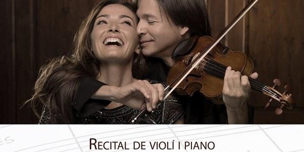 Concert de tardor: Recital de violí i piano