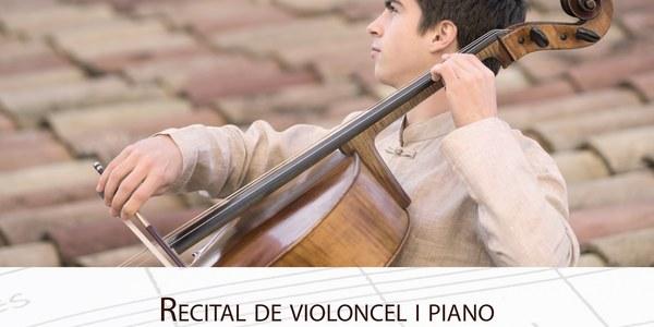 Concert de tardor: Recital de violoncel i piano