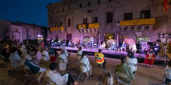 RECONEIXEMENT A ENTITATS LOCALS I PREGÓ DE FESTA MAJOR