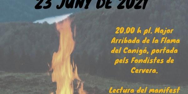 Revetlla de Sant Joan 2020.