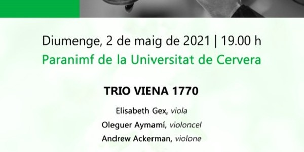 Trio Viena 1770
