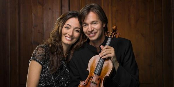 Kai Gleusteen i Catherine Ordronneau