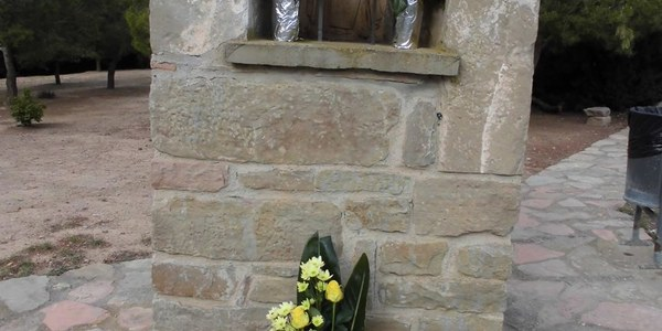 20è aniversari de la Reconstrucció de la Capelleta del Clot de Sant Magí