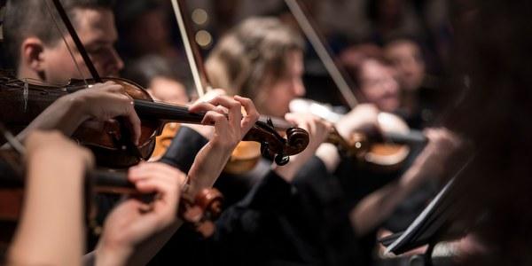 Concert de les Orquestres del Conservatori