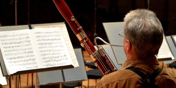 Núria Garrós, recital de fagot