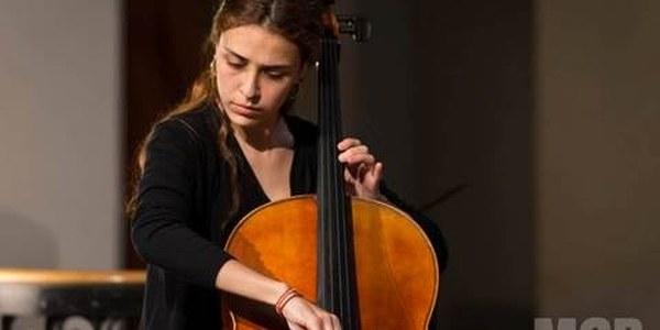 Recital de violoncel a càrrec d'Aina Carulla