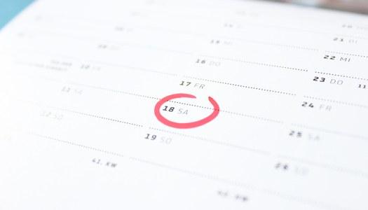 Calendari proves d'accés 2021