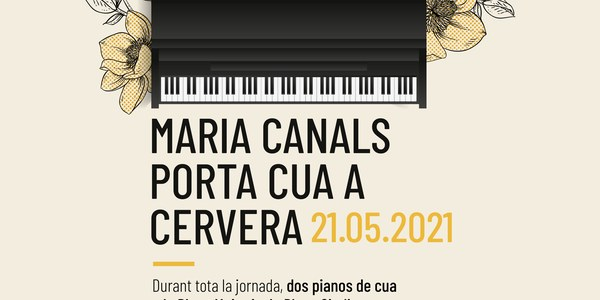 El Maria Canals porta cua... a Cervera