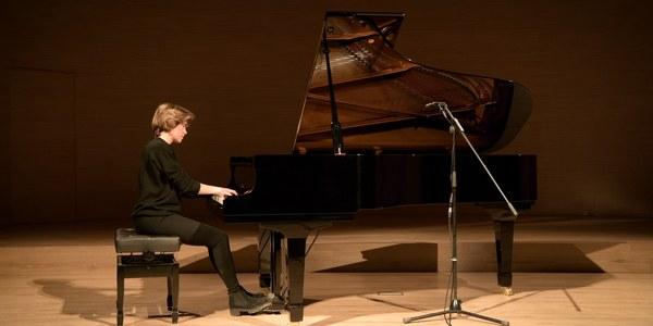 Lídia Soldevila, premiada al Premi BBVA de Música 2021