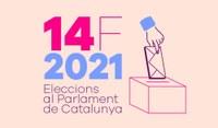 Eleccions al Parlament de Catalunya - 14 febrer de 2021